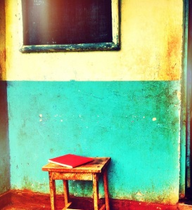 If these walls could speak, Kiira Primary School